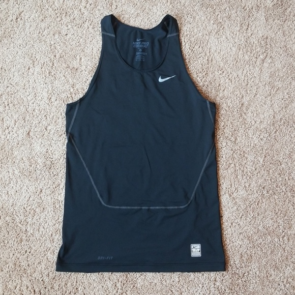 c7c7106189946 Nike Tops - Sleeveless Nike Pro Combat Dri-Fit Compression Top